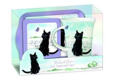Looking for that perfect #MothersDay gift? We've got lots of lovely goodies for the cat lover in your life, such as this gorgeous black cat tea time gift set! Shop online at: https://www.catsprotectionshop.co.uk/acatalog/Black-Cat-Tea-Time-Gift-Set-72647.html#SID=21 #cats #love #instagood #photooftheday #beautiful #cute #happy #fashion #followme #me #follow
