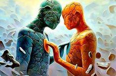 les deux signes du zodiaque avec lesquels vous développez une connexion profonde - Un jour de rêve Constellation, Art Of Living, Signs, Soul Mates, Fictional Characters, Life, Leo And Aquarius, Aquarius And Scorpio, Sagittarius
