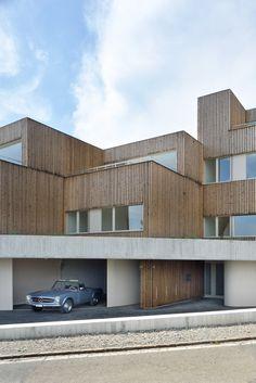 Gallery of Mehrfamilienhaus Chammerholz / Moos Giuliani Herrmann Architekten - 4
