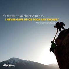 #Pin if you will never give up ! (Smiles) Thanks #PCH ! Love encouragement !