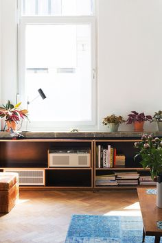 at home in antwerp via apartment therapy / sfgirlbybay