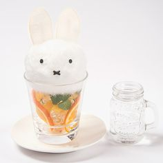 Japanese Snacks, Japanese Sweets, Brew Bar, Cap Cake, Miffy, Cream Soda, Cute Desserts, Kawaii, Food Drawing