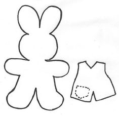 Happy Easter, Easter Bunny, Owl Templates, Easter Crafts, Sewing Crafts, Arts And Crafts, Logos, Drawings, Cards