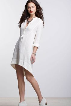 Clyde Tunic - Anthropologie.com