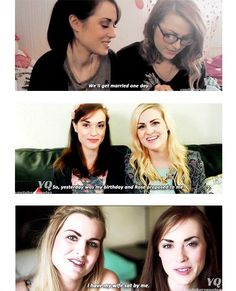 They're so adorable! Rose And Rosie, Bisexual Pride, Lgbt Love, Coming Up Roses, Queen Of Hearts, Lesbians, Celebs, Celebrities, Loving U