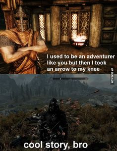 Just Skyrim