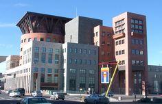 Denver Public Library in Downtown Denver, Colorado