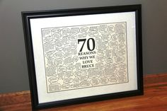 Best 70th Birthday Ideas For Mom