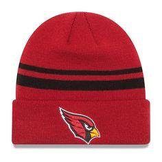 premium selection 74e40 99c56 Arizona Cardinals New Era Team Logo Cuffed Knit Hat - Cardinal, Your Price    22.99