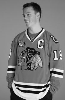 Jonathan Toews. He may be the enemy but I'd still marry him with the drop of a hat
