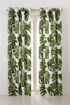 KALLA öljettlängd 2-pack Mid-century Modern, Mid Century, Packing, Curtains, Shower, Interior Design, Bathroom, Prints, Home Decor