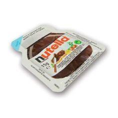 120 coupelles de Nutella de 15g