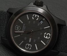 The original Swiss Army watch is the complete package. It delivers the reliability you've come to expect from Swiss Army products in a sleek, stylish, and understated design that works for every occasion from picnics to black tie affairs.