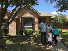 """""""We really had a wonderful experience with CW on buying the house in Frisco. She got what we were looking for and with one visit to an open house. CW did a wonderful job in closing the deal despite my travel schedule. I will be referring friends and family looking to buy a home to the team."""" -P. Ranganathan #happyhomeowner #dallasrealestate #frisco"""