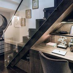 Top 70 Best Under Stairs Ideas - Storage Designs Under Staircase Ideas, Office Under Stairs, Under Stairs Dog House, Under Stairs Nook, Under Stairs Cupboard, House Stairs, Toilet Under Stairs, Storage Under Stairs, Staircase Storage