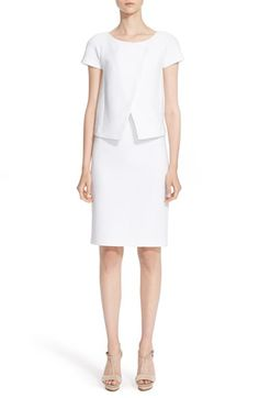 Armani Collezioni Jacket & Skirt available at #Nordstrom