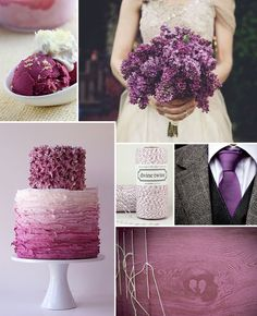 Inspiration Board #32: Lilac Love