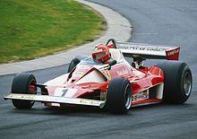 Niki Lauda - GP d'Allemagne 1976