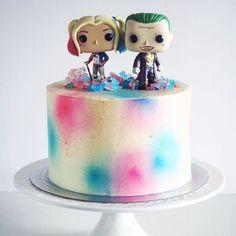 Image result for harley quinn cake