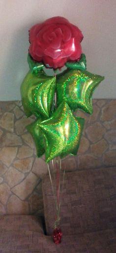 Palloncini compleanno e rosa Www.consegnapalloncini.it