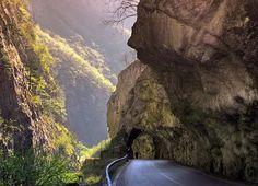 Roads of Rugova, Kosovo