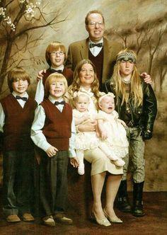 Lustige Familienfoto #family #awkward