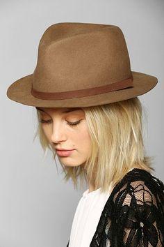 Festival Felt Fedora Hat