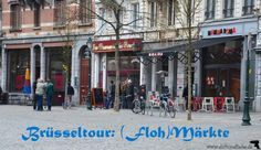 Brüsseltour: die besten Flohmärkte und Märkte / best markets and fleamarkets in #Brussels - by #duftundliebe