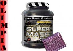 HiTec - Super Mass 3000g Gainer   Próbka