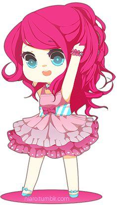 MLP- Pinkie Pie by niaro.deviantart.com on @deviantART