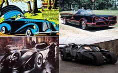 Os 13 carros mais legais da cultura pop