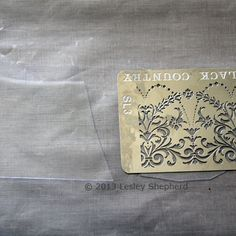 """Turn Recycled Plastic Packaging Into Embossed Plastic For Dollhouse Windows: Choose Packaging Plastic To Make """"Embossed"""" or """"Etched Glass"""" in Miniature Dollhouse Tutorials, Diy Dollhouse, Dollhouse Miniatures, Miniature Tutorials, Miniature Furniture, Doll Furniture, Dollhouse Furniture, Minis, Etched Glass"""