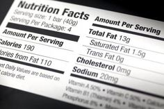 How to Spot Misleading Fat-Free Labels