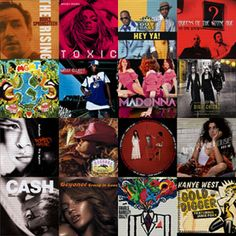 The music of the Aughts was all over the map in the very best way, with file sharing and randomly produced personal playlists encouraging eclecticism and experimentation in both artists and listeners. Our list of the decade's 100 best songs includes garage rock revivalists, dance-happy indie, sassy starlets, slick modern R & B, boundary-shattering pop hybrids and a few familiar icons from previous eras.