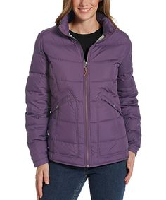 Woolrich® has created outerwear since when English immigrant John Rich built a wool mill in Plum Run, Pennsylvania. Hippy Fashion, Duck Down, Princess Seam, Eggplant, Zip Ups, That Look, Winter Jackets, Winter Coats, Winter Vest Outfits