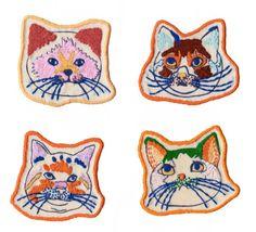mwmwmwm:  Cat Patches, 2014