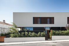 Zen Style, Tiny House, Architecture Design, Villa, Backyard, Contemporary Homes, Exterior, Windows, House Styles