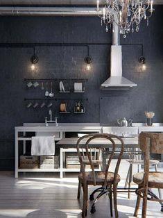 Проект 40 суровых метров - Дизайн интерьеров   Идеи вашего дома   Lodgers
