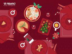 Święta to czas pysznych wypieków. Dlatego nie przejmuj się czasem spędzonym w kuchni przy piernikach, a dom kontroluj za pomocą SWIPE