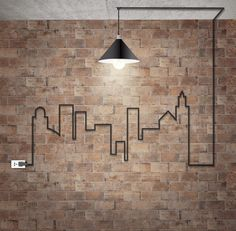 130 Artistic Vintage Brick Wall Design for Home Interior https://decomg.com/130-artistic-vintage-brick-wall-design-home-interior/