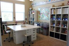 Wow! Homeschool Organization + {Storage, Spaces and Learning Places Part 1}