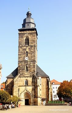 Gotha, Thuringia, Germany #thueringen #thueringenentdecken #wanderlust