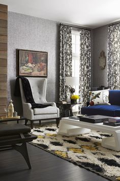 Andrew Flesher Interiors Luxury, modern and contemporary living room. Best top famous luxurious exclusive high-end Interior Designers | For more decor inspirations and decor ideas visit www.bessadesign.com . .  . #exclusivedesign #homedecor #luxurydecor #homedesign #luxuryinteriors #luxuryhomes #contemporarydesign #contemporaryfurniture #interiorstyling #interiorproject #bessadesign #decorationideas #interiordecorating #designhome #decorlovers #interiorinspo #interiorstyling…
