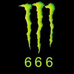 Monster 666 in Hebrew Iphone Wallpaper Nebula, Black Phone Wallpaper, Glitch Wallpaper, Wallpaper Backgrounds, Iphone Wallpapers, Monster Energy Drink Logo, Monster Energy Girls, Monster High, Monster Stickers