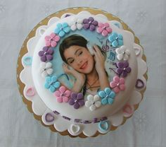 Violetta cake.