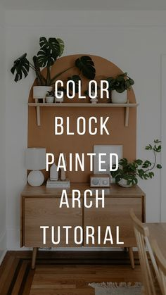 My New Room, My Room, Block Painting, Room Decor, Wall Decor, Block Wall, Home Projects, Living Spaces, Living Rooms