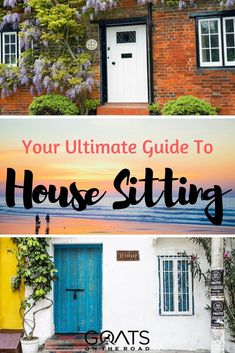 How to land your first house sitting job and live rent free worldwide | Build your perfect house sitter profile | Ultimate guide to housesitting | #petsitting #dreamjob #housesitting #traveljobs #freeaccomodation #savemoney #freetravel #travelgoals