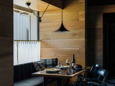 The Farmer & The Fox | Interior Design - St Helena - Dining - Nook #NICOLEHOLLIS Photo by Laure Joliet