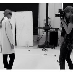 @anderskylberg shooting model Amanda for Spring 15.