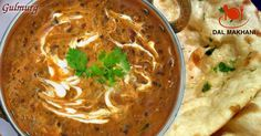 Soft #ButterNaan #DalMakhani is a sure winner for a simple yet hearty mini meal.